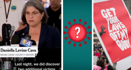 The Weekly Pulse: Red States See COVID Surge; 20 Dead in Miami Condo Collapse; WHO Advises Masks to Fight Delta Variant Spread