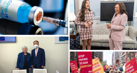 The Weekly Pulse: Will We Need COVID Booster Shots?; Low-Vaccine States Hit Hard by Delta Variant; Texas GOP Continues Crusade Against Abortion