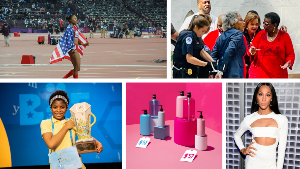 Keeping Score: Record Number of LGBTQ Athletes Compete in Tokyo; Police Arrest Congressional Black Caucus Chair; Louisiana Eliminates 'Pink Tax'