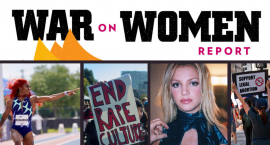 War on Women Report: The Instability of Roe; Why Low Vaccination Rates Affect Women; and Marijuana in the Olympics
