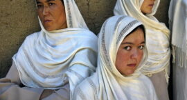"""Crimes Against Afghan Women and Girls: """"All It Will Take a Talib to Silence Me Is One Bullet"""""""