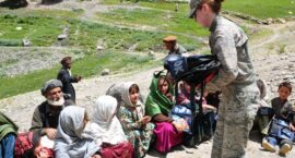 'A Moral Obligation': How Agencies Help Afghan Women Who Can Escape