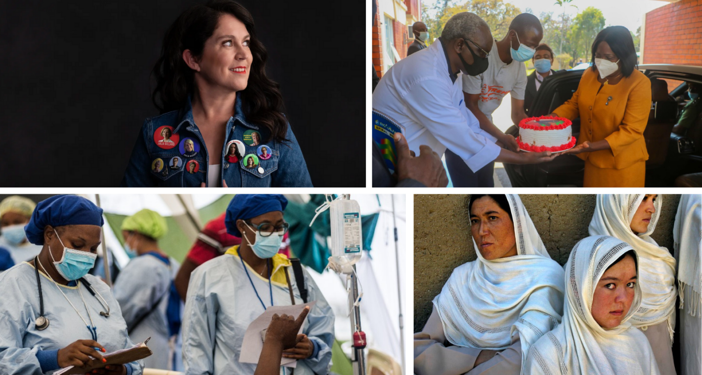 Ms. Global: Women and Girls Left Vulnerable in Afghanistan; Two Natural Disasters Hitting Haiti; Moldova's New Female Prime Minister