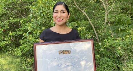"""""""At 9, I Had Already Started Working"""": Labor Activist and Former Farmworker Norma Flores López Demands Basic Workplace Protections for Agricultural Workers"""