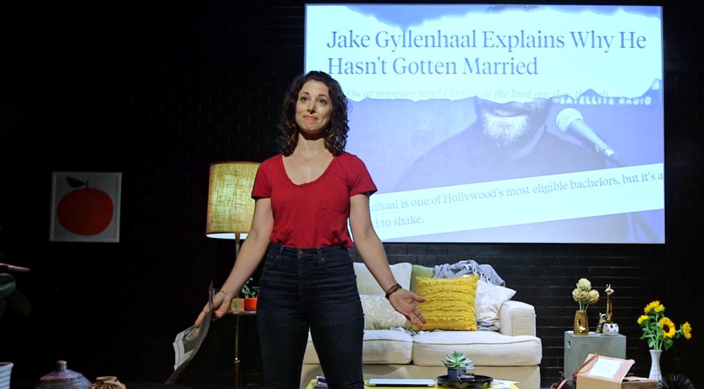 marrying-jake-gyllenhaal-review-melissa-center-feminist-play