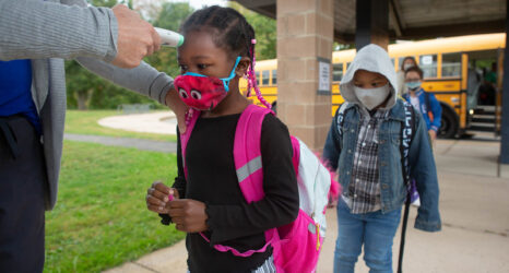Returning to Schools Without Mask and Vaccine Mandates, Moms Must Choose: Their Jobs, or Their Kids' Health