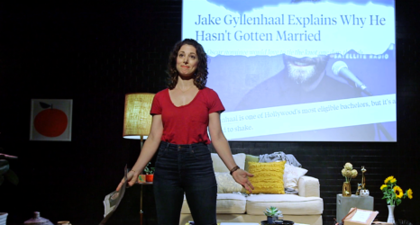What the One-Woman Show 'Marrying Jake Gyllenhaal' Taught Me About Self-Worth