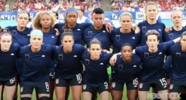 Women's Soccer, a $1 Million Donation and a Warehouse Job Claim the Podium