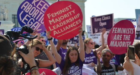 Youth Activists in Texas Fight Back Against Assault on Abortion Access