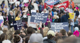 """Corporate Backlash Builds Against Texas's Abortion Ban: """"Policies That Restrict Reproductive Health Are Bad for Business"""""""