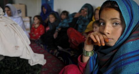 The Taliban Further Tighten Grip on Afghan Women and Girls
