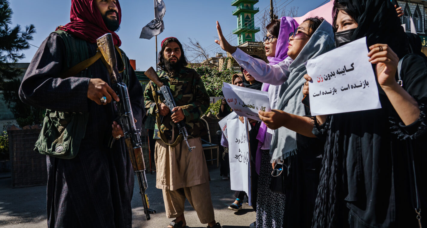 """""""Women's Rights Are Not Just 'Western Values'"""": A Warning Not to Learn the Wrong Lessons From Afghanistan"""