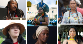 """Global Women's Assembly for Climate Justice to Coincide with U.N. General Assembly: """"Life Itself Hangs in the Balance"""""""