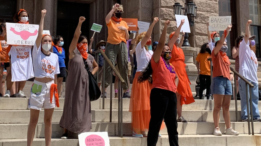 Policing and Surveillance: How Texas's Abortion Law Could Add To Systemic Racism