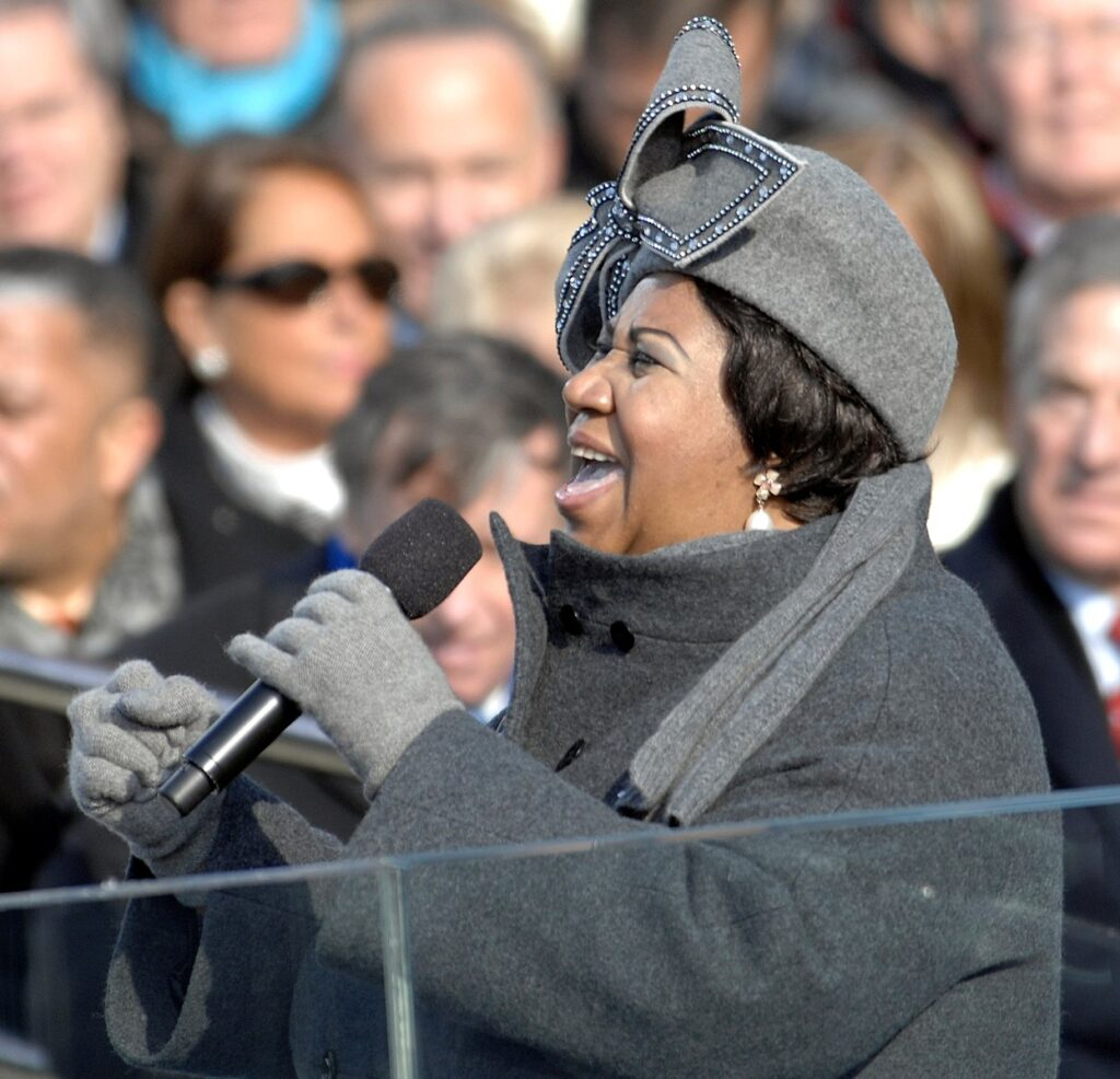 """In """"Respect"""", Jennifer Hudson Goes Beyond Singing and Acting, Stepping Into Aretha Franklin's Extraordinary Life"""