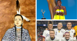 Keeping Score: House Passes Women's Health Protection Act With Roe Under Fire; U.S. Soccer Offers Identical Contracts to Women and Men