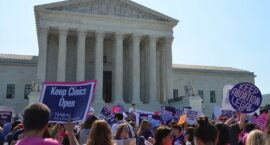 """""""Equal Rights May Ring Hollow"""": The Precarious State of Abortion Rights"""