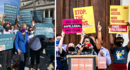Democrats in Congress Lead Fight for Abortion Access