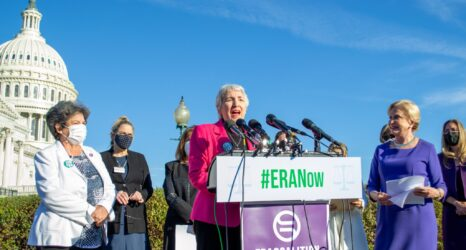 A 50-Year Fight to Add Women's Equality to the Constitution: Weekend Reading on Women's Representation