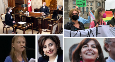 Ms. Global: Arab World Gets Its First Female Prime Minister; Historic Trans Representation in Germany; Islamophobia in the U.K.