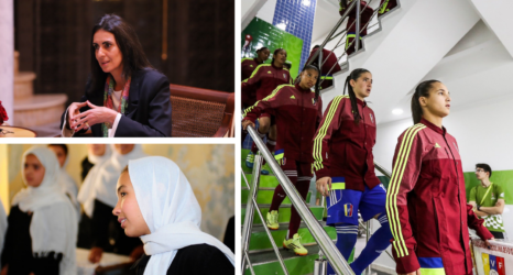 Ms. Global: Muslim Leaders Make Women's Rights Plea to Taliban; Pakistan Reckons with Femicide and #JusticeForNoor