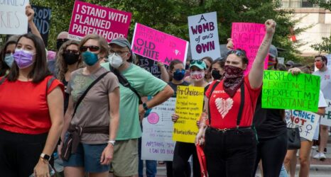 Sexual Healthcare and Sexuality Education are Suppressed by Texas Policies