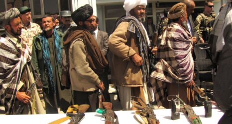 Taliban Announces Additional Government Officials—All Male and All Members of Their Old Guard