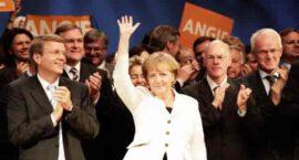 The Impact of Angela Merkel—What 16 Years of Women's Leadership Can Get You