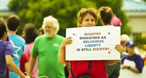 The Pro-Choice Religious Community Could Be a Force to Be Reckoned With