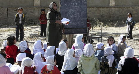 The Taliban Continues to Abandon Girls' Education