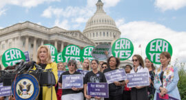 Fifty Years After Passage, the Equal Rights Amendment Is More Important Than Ever