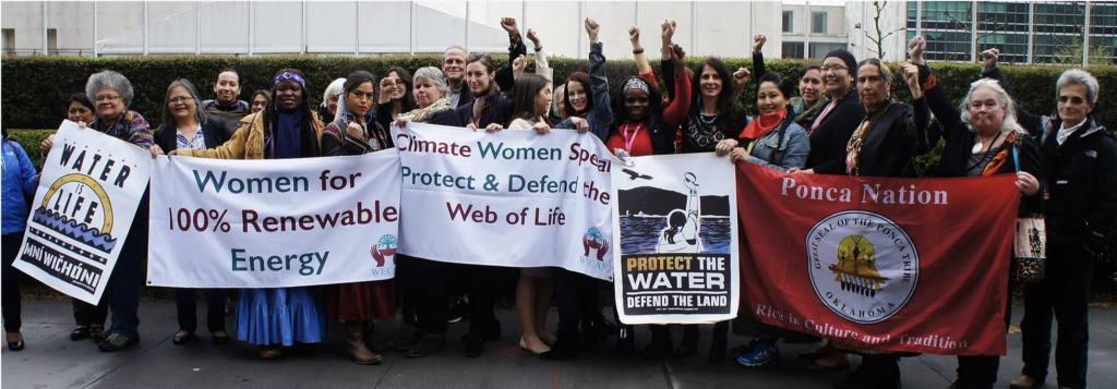 united-nations-cop26-climate-change-women-indigenous-global-south