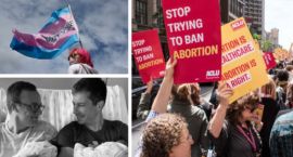 Keeping Score: Hyde Amendment Excluded from Senate Appropriations Bill; the U.S.'s First Trans Four-Star Admiral; Who's Pushing for Paid Leave?