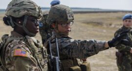 U.S. Military's Male-Dominated Culture Harms More Than Just Women