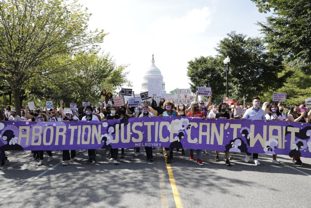 2021-womens-march-texas-abortion-pro-choice-feminist-poetry